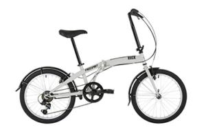 TK-1 installs on a foldable bike