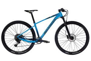 TK-1 installs on the mountain bike